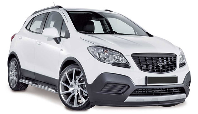 Opel Mokka Rent a car