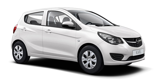 Opel Karl Rent a car